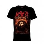 เสื้อยืด วง Slayer แขนสั้น แขนยาว S M L XL XXL [12]