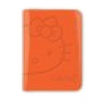 PASSPORT COVER - Orange Hello Kitty x Alife