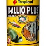 อาหารปลา TROPICAL D-Allio Plus (สูตรกระเทียม)