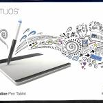 เมาส์ปากกา wacom INTUOS pen small pen tablet (CTL-480) ซื้อมาใช้ไม่เป็น เลยขายต่อ