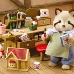 ซิลวาเนียน ช่างทำของเล่น (UK) Sylvanian Families Toymaker Set