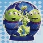 จิ๊กซอว์บอล 3 มิติ กรีนแมนพร้อมกล่องเก็บ (Toy Story 3D spherical puzzle)