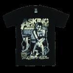 เสื้อยืด วง Asking Alexandria แขนสั้น แขนยาว S M L XL XXL [1]