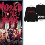 เสื้อแจ็คเก็ตแขนยาวเกาหลี SHINEE สกรีนลาย Married To The Music มี3สี