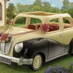 ซิลวาเนียน รถแต่งงาน (UK) Sylvanian Families Wedding Car