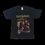 เสื้อยืดวง Iron Maiden ผ้า Gildan xS-3XL [IRONMAIDEN131MAY]