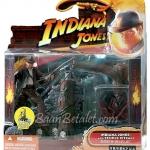 ฟิกเกอร์อินเดียน่าโจนส์ภาค 1 (Indiana Jones with Temple Pitfall)