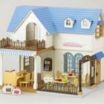 บ้านตุ๊กตาซิลวาเนียน (EU) Sylvanian Families Courtyard Restaurant