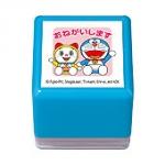ตัวปั๊มโดราเอมอน-โดเรมี (Doraemon Mini Stamper)