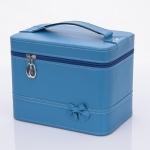 กระเป๋ารุ่นโบว์ สีน้ำเงิน