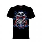 เสื้อยืด วง Slayer แขนสั้น แขนยาว S M L XL XXL [1]