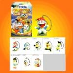 คล้องกระเป๋า/ห้อยโทร..โมเดลโดราเอมอน-โนบีตะ-ชิสุกะ-ไจแอนท์-โดเรมี 7แบบ (Doraemon)