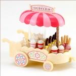 ซิลวาเนียน รถขายป๊อปคอร์น (EU) Sylvanian Families Popcorn Cart