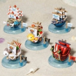 กองทัพเรือวันพีซ เบอร์ 4 (One Piece Wobbling Pirates Ship Collection)