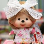 ตุ๊กตาลิงมอนจิจิ Dream Lacy Fashion Charm Monchhichi