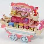 ซิลวาเนียน รถเข็นขนมหวาน (EU) Sylvanian Families Village Sweet Shop