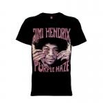 เสื้อยืด วง Jimi Hendrix แขนสั้น แขนยาว S M L XL XXL [3]