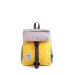 Hellolulu กระเป๋าเด็ก รุ่น LINUS - Gray/Yellow