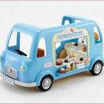 ซิลวาเนียน รถขายไอศรีมสีฟ้า (JP) Sylvanian Families Ice Cream Wagon