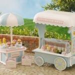 ซิลวาเนียน รถเข็นขายไอศครีม (EU) Sylvanian Families Ice Cream Cart