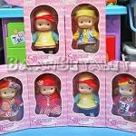 ตุ๊กตาคิวพี 8 นิ้ว ในกล่อง (Rose O'Neill Kewpie)