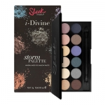 Sleek Makeup i-Divine Mineral Based Eyeshadow Palette #Storm