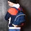 Manhattan Portage Big Apple Backpack - Navy thumbnail 4