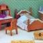 ซิลวาเนียน เฟอร์นิเจอร์ห้องนอนคลาสสิคสำหรับพี่สาว (EU) Sylvanian Families Classic Bedroom thumbnail 1