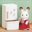 ซิลวาเนียน ตู้เย็น 2 ประตู Sylvanian Families Refrigerator Set thumbnail 1