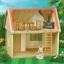 [SOLD OUT] บ้านตุ๊กตาซิลวาเนียน..โรสคอตเทจ (JP) Sylvanian Families Rose Cottage thumbnail 2