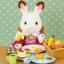 ชุดอาหารเช้าซิลวาเนียน (EU) Sylvanian Families Breakfast Set thumbnail 2