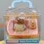 ซิลวาเนียน เบบี้บีเวอร์กับอ่างอาบน้ำในกล่องหิ้ว (EU) Sylvanian Families Carry Bag Baby Beaver & Toy Boat thumbnail 2