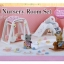 ซิลวาเนียน ห้องนอนเบบี้ (EU) Sylvanian Families Nursery Room Set thumbnail 1