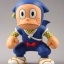 บิ๊กซอฟท์ฮาโตริ 15cm (Vinyl Collectible Doll: Hatori Kun #110) thumbnail 1