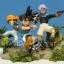 กาชาปอง เฮชจี ดรากอนบอล จีที อิมเมจิเนชัน ฟิกเกอร์ (Dragonball GT Imagination) thumbnail 3