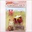 ซิลวาเนียน ชุดเด็กนักเรียนหญิง D-24 (JP) Sylvanian Families Girl's Uniform Set thumbnail 1