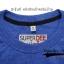 เสื้อยืดสีเลือดหมู เนื้อซุปเปอร์ดาย SuperDry Brown Round Neck Tshirt thumbnail 3