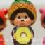 โมเดลลิงน้อยมอนจิจิจิ๋ว 7 ตัว (Monchhichi) thumbnail 8