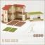 บ้านซิลวาเนียนพร้อมลานจอดรถ (JP) Sylvanian Families New House 2012 (Lighting House with Carport) thumbnail 3