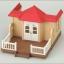 ซิลวาเนียน ระเบียงบ้านวิลโลว์ฮอลล์ (JP) Sylvanian Families Willow Hall Terrace thumbnail 1
