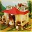 ซิลวาเนียน ระเบียงบ้านวิลโลว์ฮอลล์ (JP) Sylvanian Families Willow Hall Terrace thumbnail 5