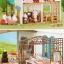 [หมดค่ะ] บ้านตุ๊กตาซิลวาเนียน2008 (Sylvanian Families Fancy Restaurant House with furniture) V5% thumbnail 2