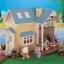 [หมดค่ะ] บ้านตุ๊กตาซิลวาเนียน..ริเวอร์ไซด์ล็อดจ์ (JP) Sylvanian Families Riverside Lodge V5% thumbnail 1