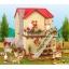 [หมดค่ะ] บ้านตุ๊กตาซิลวาเนียน..วิลโลว์ฮอลล์ (JP) Sylvanian Families Lighting House thumbnail 3