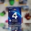 PSVita Memory Card 4GB