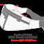 กระเป๋าคาดเอว Manhattan รุ่น MP 1101-WLR WOOLRICH ALLEYCAT - FLAP NVY thumbnail 5