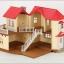บ้านตุ๊กตาซิลวาเนียน (EU) Sylvanian Families City House with Lights thumbnail 1