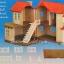 บ้านตุ๊กตาซิลวาเนียน (EU) Sylvanian Families City House with Lights thumbnail 3