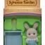 ซิลวาเนียน เบบี้กระต่ายคอตตอน+เปล (EU) Sylvanian Families Cottontail Rabbit Baby with Crib thumbnail 1