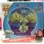 จิ๊กซอว์บอล 3 มิติ กรีนแมนพร้อมกล่องเก็บ (Toy Story 3D spherical puzzle) thumbnail 2